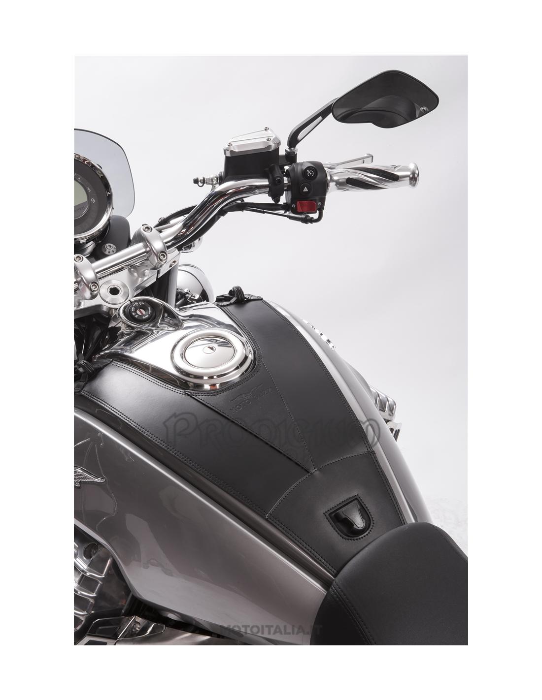 7ac9c2bbea fascia per borsa serbatoio in pelle california 1400 moto guzzi - 2s fascia  per borsa serbatoio in pelle california 1400 moto guzzi ...