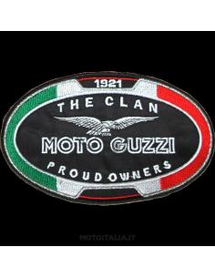"PATCH MOTO GUZZI ""THE CLAN"""