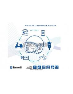 SISTEMA DI COMUNICAZIONE BLUETOOTH MOTO GUZZI