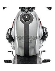 KIT CINGHIA SERBATOIO COMPLETO DI GANCIO per V7III PACK 1 Moto Guzzi