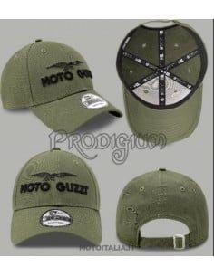 CAP 9-FORTY COTTON MOTO GUZZI