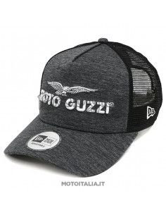 SP20 MOTO GUZZI AFRAME TRUCKER BLACK