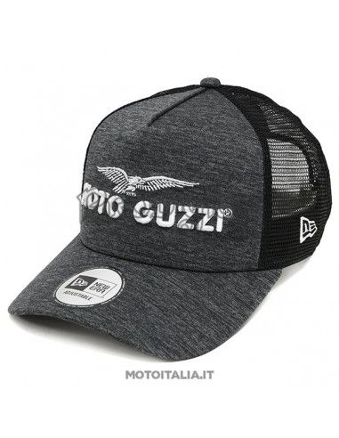 SP20 MOTO GUZZI AFRAME TRUCKER BLACK
