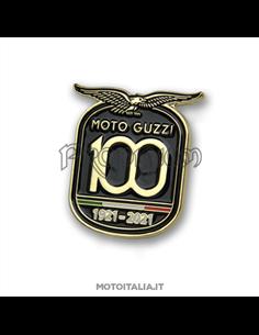 MG 100TH PIN ORIGINALE MOTO GUZZI