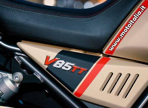 Accessori V85 TT Moto Guzzi